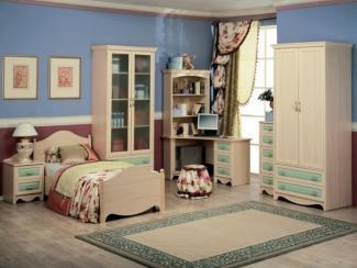 Детская Николь - Мебельная фабрика «Rits»