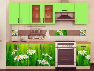 Яркий кухонный гарнитур Смак 23 - Мебельная фабрика «Лига Плюс»