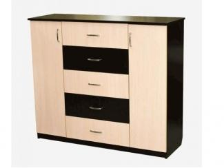 Комод 1200/4+2дв - Мебельная фабрика «Фактура мебель»