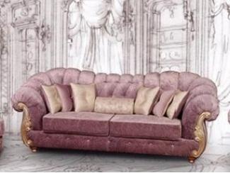 Прямой диван Грейс - Мебельная фабрика «DONKO»