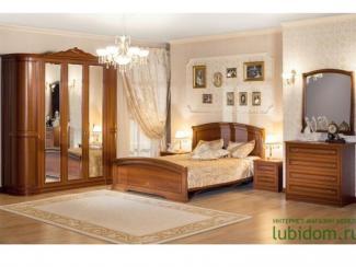 Спальный гарнитур Валенсия - Мебельная фабрика «Любимый дом (Алмаз)»
