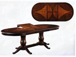 Стол обеденный раздвижной Princess PR-T8EX - Импортёр мебели «А.Т.Дизайн (Малайзия)»