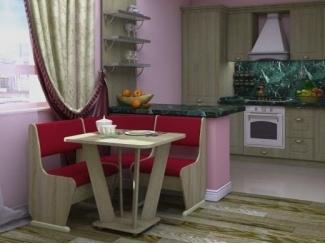 Уголок кухонный Этюд