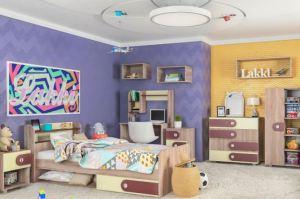 Детская Лакки - Мебельная фабрика «Калинковичский мебельный комбинат»