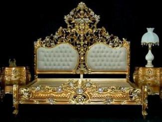 Кровать BBD 007 - Импортёр мебели «Arbolis (Испания)»