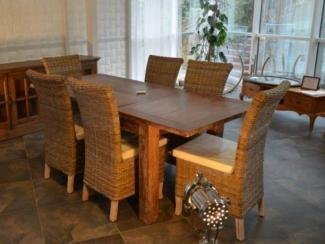 Обеденная группа CUBU - Импортёр мебели «Arbolis (Испания)»