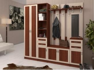 Прихожая Горизонт Р 4 - Мебельная фабрика «Баронс»