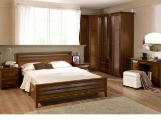 Спальня Адажио 2 - Мебельная фабрика «Ангстрем (Хитлайн)»