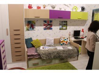 Мебельная выставка Москва: детская - Мебельная фабрика «Дана», г. Москва