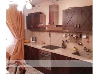 Кухня из массива-дуб -1 - Мебельная фабрика «Мебель Хаус», г. Ульяновск
