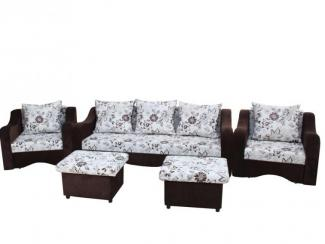 Диван прямой Султан 13 - Мебельная фабрика «Гар-Мар»