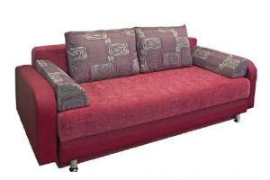 Диван-кровать Леонардо с подлокотниками - Мебельная фабрика «Новодвинская мебельная фабрика»