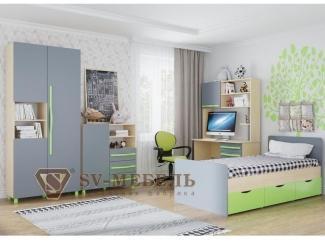 Модульная мебель для подростков Алекс 1 - Мебельная фабрика «SV-мебель», г. Пенза