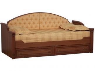 Диван-кровать с решеткой А-12 - Мебельная фабрика «Прагматика»