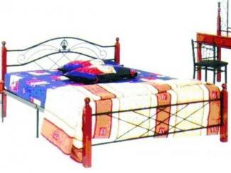 Кровать двухспальная 6100