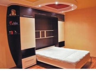 Кровать-шкаф подъемная  3 - Мебельная фабрика «Альфа-М»
