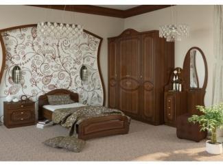 Спальня Виктория 3 - Мебельная фабрика «БелДревМебель»