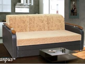 Прямой диван с ящиком Волга  - Мебельная фабрика «Каприз», г. Ульяновск