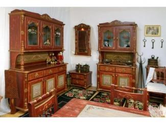 Мебель для гостиной Осень  - Мебельная фабрика «Грин Лайн»