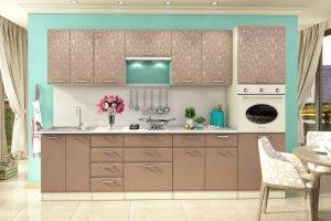 Кухонный гарнитур Софт  - Мебельная фабрика «Славные кухни (ИП Ларин В.Н.)»