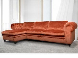 Угловой диван Брио - Мебельная фабрика «Lorusso divani»