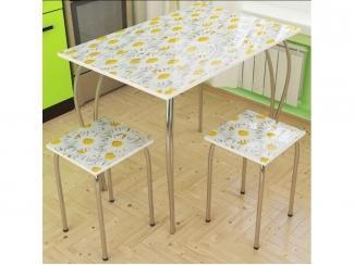 Новая обеденная группа Ромашки  - Мебельная фабрика «Вита-мебель»