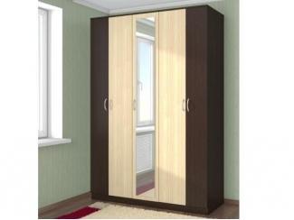Распашной шкаф-6 с зеркалом 6