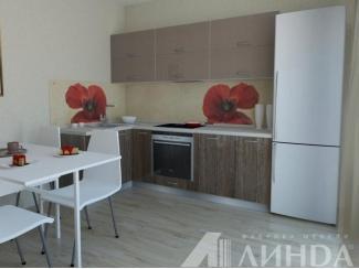Кухня Джаз Высокоглянцевое покрытие - Мебельная фабрика «Линда»