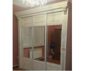 Шкаф купе Барокко - Мебельная фабрика «Таурус»