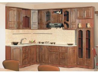 Кухонный гарнитур угловой Олимпия 7 - Мебельная фабрика «РиАл»