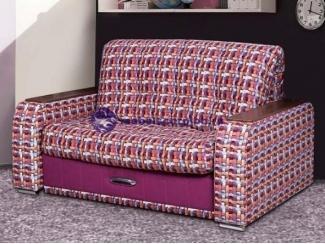Яркий мини-диван с ящиком Эдем 3 - Мебельная фабрика «Скорпион», г. Кузнецк