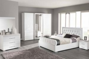 Спальный гарнитур Cleo - Импортёр мебели «AP home»