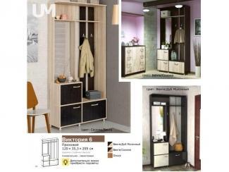 Прихожая Виктория 6 - Мебельная фабрика «Пассаж плюс», г. Волгодонск