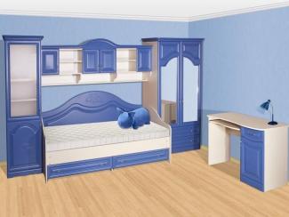 Детская Д8 «BOY» - Мебельная фабрика «Вестра»