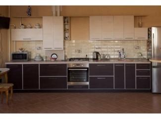 Прямая кухня Марсель - Мебельная фабрика «Статус»