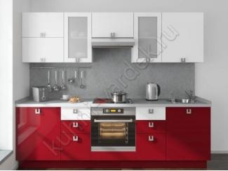 Кухонный гарнитур прямой Жаклин - Мебельная фабрика «Кухни Вардек»