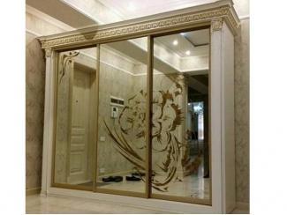 Шикарный шкаф купе - Мебельная фабрика «Таурус»