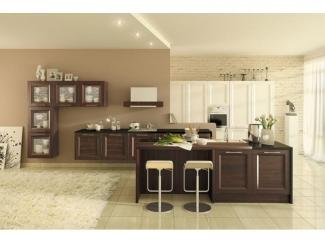 Кухня Альба Бьянка - Мебельная фабрика «Волжская мебель»