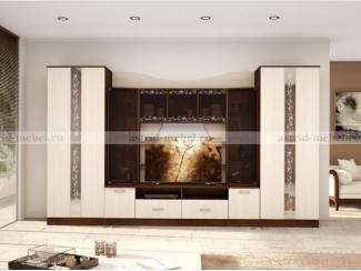 Гостиная Палермо 2 - Мебельная фабрика «Астрид-Мебель (Циркон)»