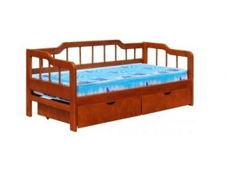 Кровать детская Арфа - Мебельная фабрика «ВладМебСтрой»
