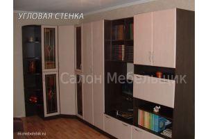 Угловая стенка - Мебельная фабрика «Мебельщик»