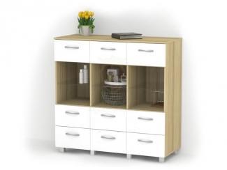 Комод Нюанс 17 - Мебельная фабрика «Баронс»