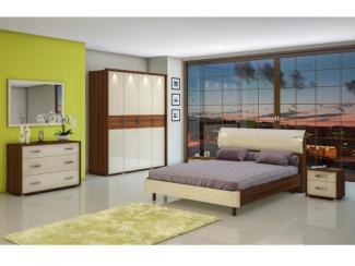 Спальный гарнитур Мальта - Мебельная фабрика «ИнтерДизайн»