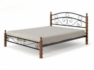 Кованная кровать Малайзия