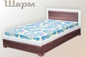 Кровать Шарм - Мебельная фабрика «ВЭФ»