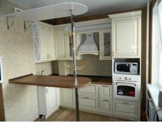 Светлая угловая кухня - Мебельная фабрика «IDEA»