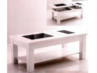 Стол журнальный Мод 407 - Импортёр мебели «Мебель Фортэ (Испания, Португалия)»