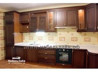 Угловая кухня из массива - Мебельная фабрика «МебельЛайн»