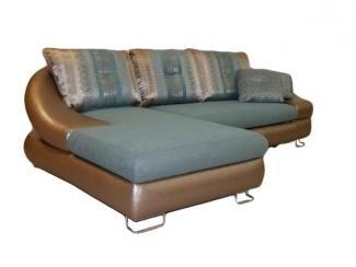 Мягкий угловой диван Моника  - Мебельная фабрика «MANZANO»