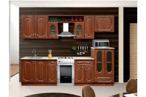 Кухня Катерина 2.8 МДФ - Мебельная фабрика «Аристократ»